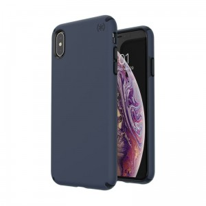 "Etui do iPhone XS MAX (6.5"") Speck Presidio Pro [niebieski]"