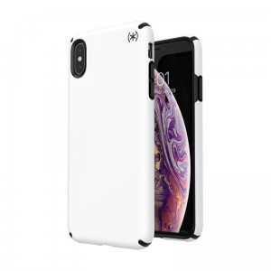"Etui do iPhone XS MAX (6.5"") Speck Presidio Pro [biały]"