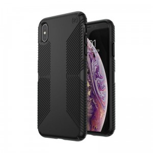 "Etui do iPhone XS MAX (6.5"") Speck Presidio Grip [czarny]"