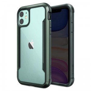 Etui do iPhone 11 X-Doria Defense Shield [midnight green]