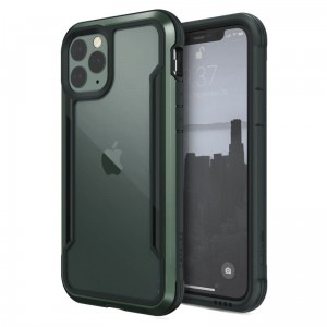 Etui do iPhone 11 Pro Max X-Doria Defense Shield [midnight green]