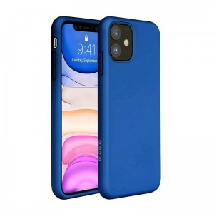Etui do iPhone 11 Crong Color Cover [niebieski]