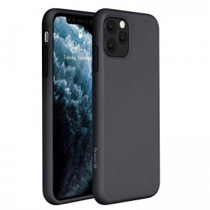 Etui do iPhone 11 Pro Max Crong Color Cover [czarny]