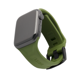 Pasek do Apple Watch 1/2/3/4/5/6/SE (42/44 mm) UAG Scout [oliwkowy]