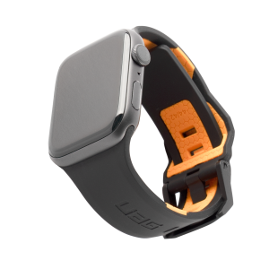 Pasek do Apple Watch 1/2/3/4/5/6/SE (42/44 mm) UAG Civilian [czarny]