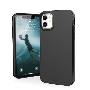 Etui do iPhone 11 UAG Outback Bio [czarny]
