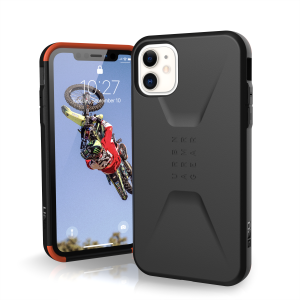 Etui do iPhone 11 UAG Civilian [czarny]