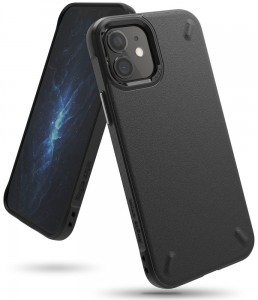 Etui do iPhone 12 Mini Ringke Onyx  [czarne]