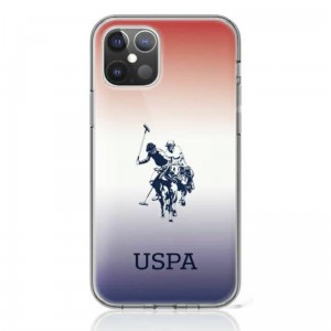 Etui do iPhone 12/12 Pro US Polo Assn Dh & Logo Gradient