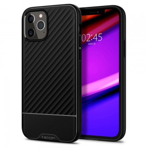 Etui do iPhone 12 Pro Max Spigen Core Armor [czarny]