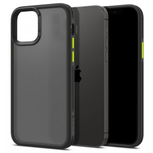 Etui do iPhone 12 Pro Max Spigen Cyrill Color Brick [czarny]
