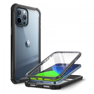 Etui do iPhone 12 Pro Max Supcase IBLSN Ares [czarny]
