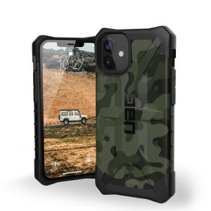 Etui do iPhone 12 Mini UAG Pathfinder [zielone moro]