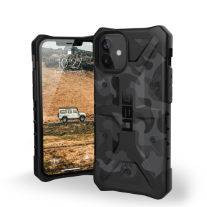 Etui do iPhone 12 Mini UAG Pathfinder [szare moro]