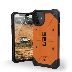 Etui do iPhone 12 Mini UAG Pathfinder [pomarańczowy]