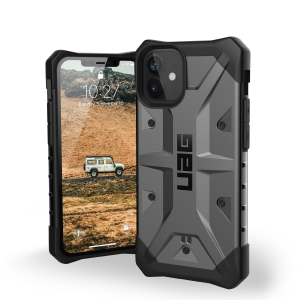 Etui do iPhone 12 Mini UAG Pathfinder [srebny]