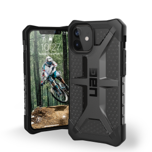 Etui do iPhone 12 Mini UAG Plasma Ash [dymiony]