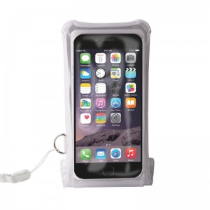 "PURO Waterproof Case [bezbarwne], Nieprzemakalne etui na iPhone (do 5.1"")"