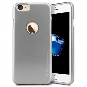 "Mercury/Goospery iJELLY Metal Case [stalowe], Etui na iPhone 7/8 (4.7"")"