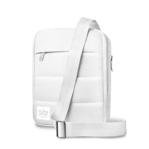 PURO Tablet Messenger Bag 2 [White], Torba na iPada