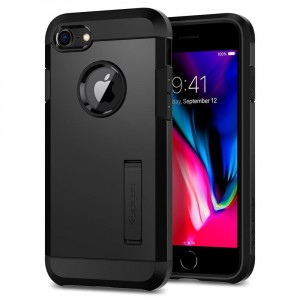 "Spigen Tough Armor 2 [czarne], Pancerne etui dla iPhone 7/8 (4.7"")"