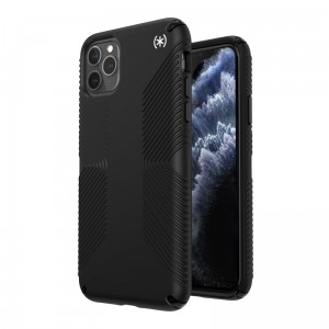 Etui do iPhone 11 Pro Speck Presidio2 Grip z powłoką Microban [czarny]