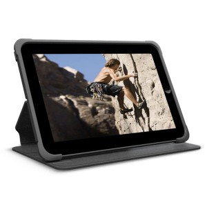 Urban Armor Gear Scout [Black], Pancerne etui do iPad mini 1/2/3