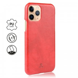 Etui do iPhone 11 Pro Crong Essential Cover [czerwony]