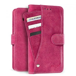"Etui do iPhone X/XS (5.8"") SideOut Wallet [różowy]"