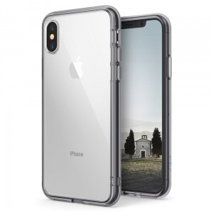 "Etui do iPhone X/XS (5.8"") Ringke Fusion Case [dymione]"