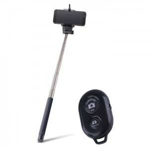 Forever Monopod with Bluetooth Remote, Wysięgnik do selfie z pilotem