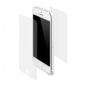 Folie ochronne do iPhone SE/5/5S SwitchEasy Pure [UltraClear]
