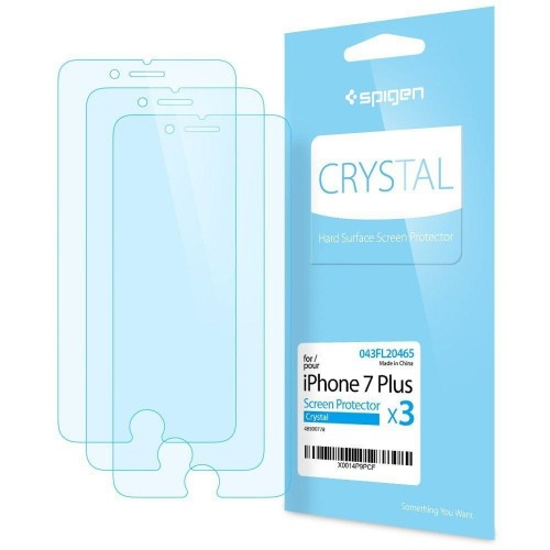 FOLIA OCHRONNA SPIGEN FILM CRYSTAL IPHONE 7-8 PLUS