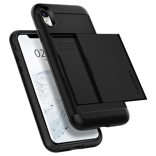 SPIGEN SLIM ARMOR CS IPHONE XR BLACK 6.jpg