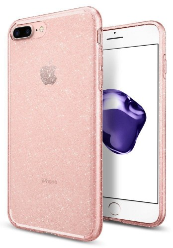 SPIGEN LIQUID CRYSTAL IPHONE 7-8 PLUS GLITTER ROSE 1.jpg