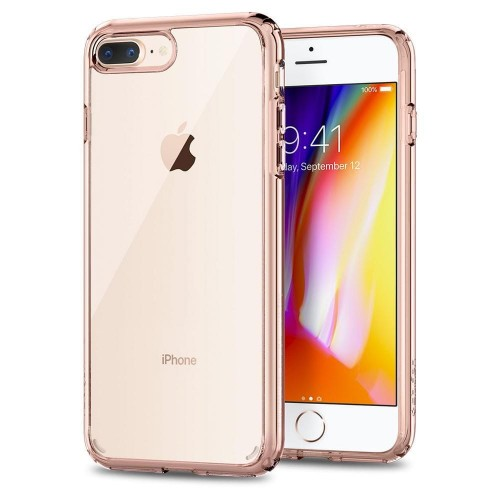 SPIGEN ULTRA HYBRID 2 IPHONE 7-8 PLUS ROSE CRYSTAL 1.jpg