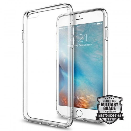 SPIGEN ULTRA HYBRID IPHONE 6-6S PLUS (5.5) CRYSTAL CLEAR 1.jpg