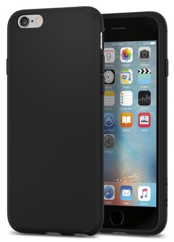 SPIGEN SGP LIQUID CRYSTAL IPHONE 6-6S (4.7) MATTE BLACK 1.jpg