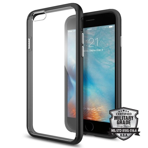 SPIGEN ULTRA HYBRID IPHONE 6-6S (4.7) BLACK 1.jpg