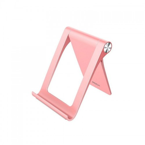 STOJAK ROCK UNIVERSAL STAND HOLDER SMARTPHONE & TABLET PINK 1.jpg