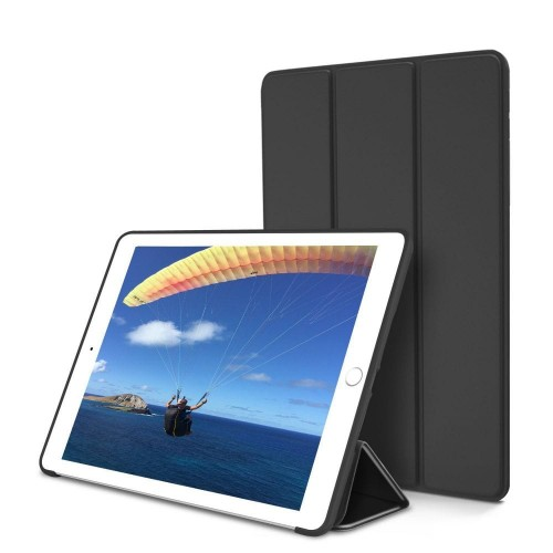 Etui z klapką na iPad Air 1 - Tech-Protect Smartcase [czarny]