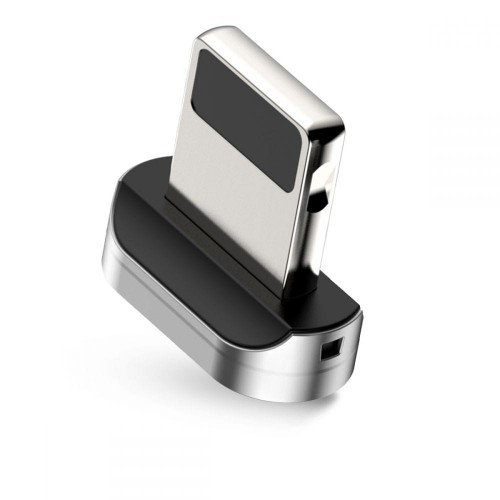 BASEUS LIGHTNING MAGNETIC ADAPTER SILVER 1.jpg