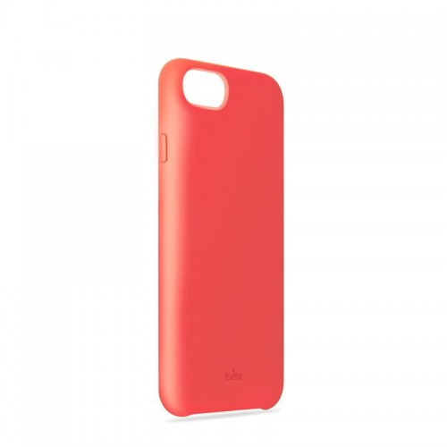 PURO ICON COVER - ETUI IPHONE 8-7-6S-6 (LIVING CORAL) 1.jpg