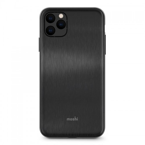 MOSHI IGLAZE - ETUI IPHONE 11 PRO MAX (ARMOUR BLACK) 1.jpg