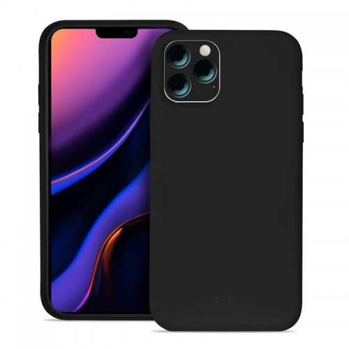 Etui do iPhone 11 Pro Max Puro Icon Cover [czarny]