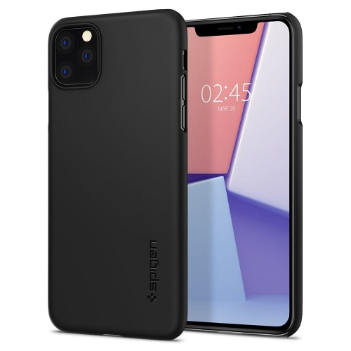 SPIGEN THIN FIT IPHONE 11 PRO BLACK 1.jpg