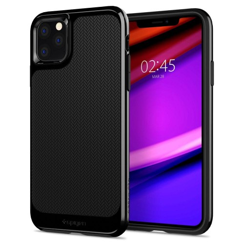 ETUI SPIGEN NEO HYBRID IPHONE 11 PRO MIDNIGHT BLACK 1.jpg