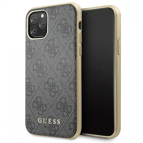 GUESS 4G CHARMS COLLECTION - ETUI IPHONE 11 PRO (SZARY) 1.jpg