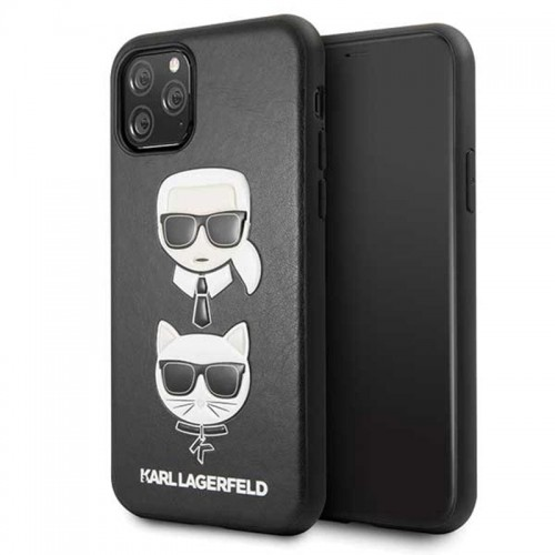 KARL LAGERFELD EMBOSSED CASE KARL & CHOUPETTE - ETUI IPHONE 11 PRO (BLACK) 1.jpg