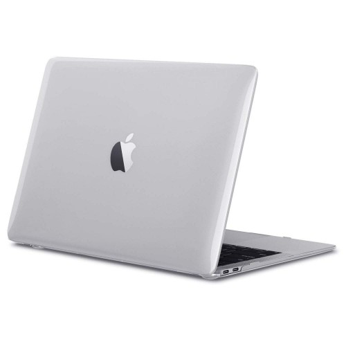Etui do MacBook Air 13 2018-2020 Tech-Protect Smartshell [przejrzyste]